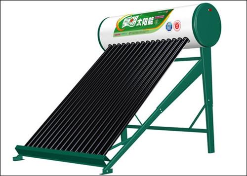 皇明太阳能热水工程