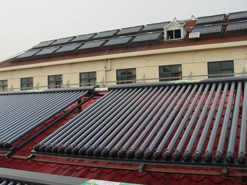 武汉太阳能热水工程安装
