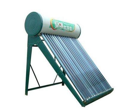 工厂太阳能热水工程