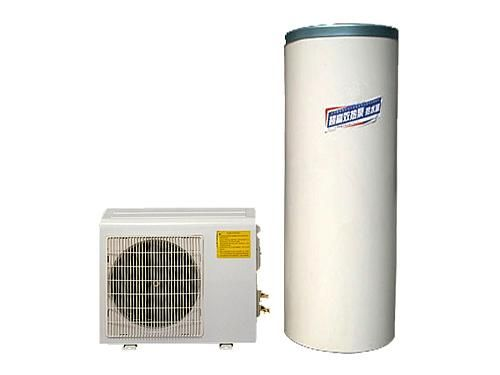 空气能采暖系统