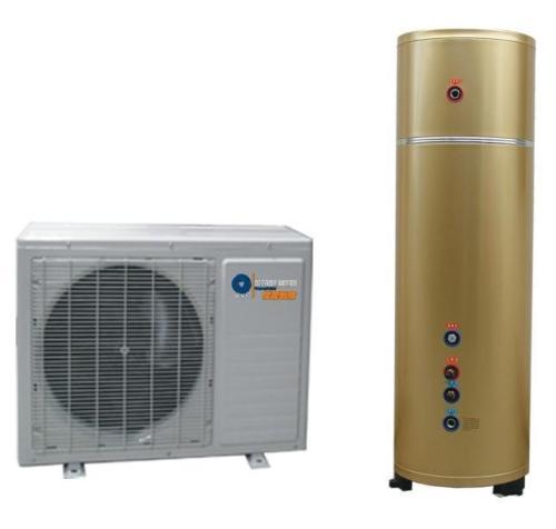 武汉空气能热水工程安装