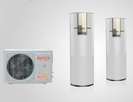 空气能供暖系统