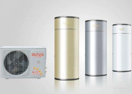 空气能热水器工程