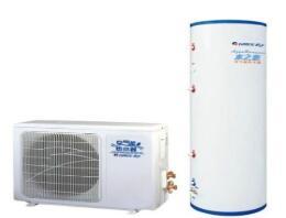 一体式空气能热水器