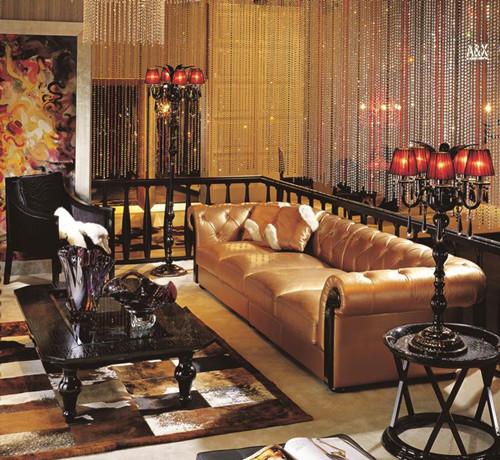 夜总会沙发家具