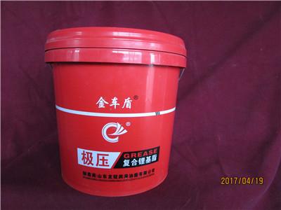 极压复合钙基脂