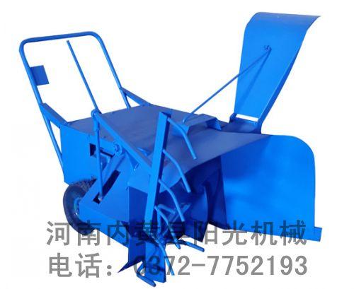 重庆YG-90自走式翻堆拌料机厂家