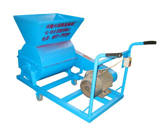 YG-50、70、100滚筒系列食用菌拌料机