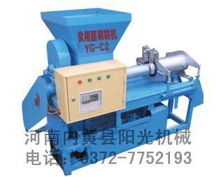 安阳YG-C2全自动螺旋装袋机