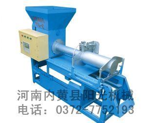 西安食用菌机械  YG-C半自动螺旋式装袋机
