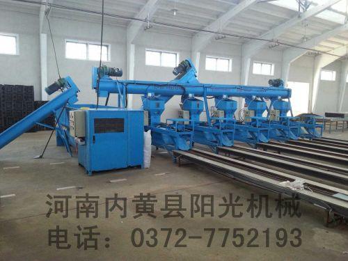 牡丹江YG-C3全自动装袋生产线
