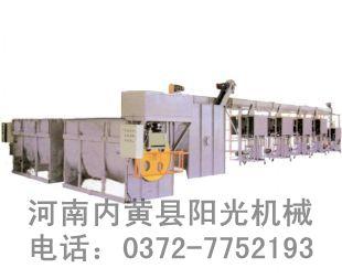 YG系列双轴搅拌机生产线