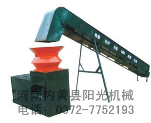 YG-1000型牧草秸秆压块成型机厂家