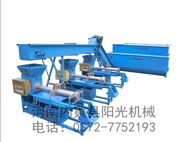 YG系列全自动装袋生产线
