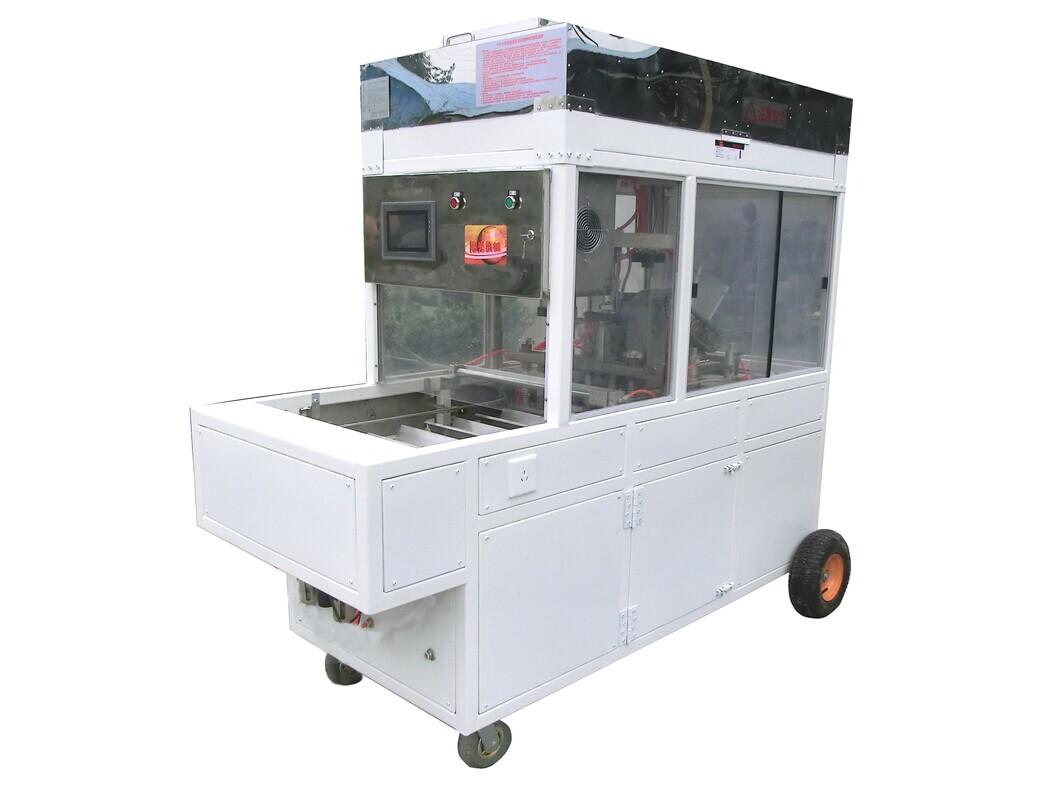 牡丹江食用菌接种  YG-150型香菇全自动接种机