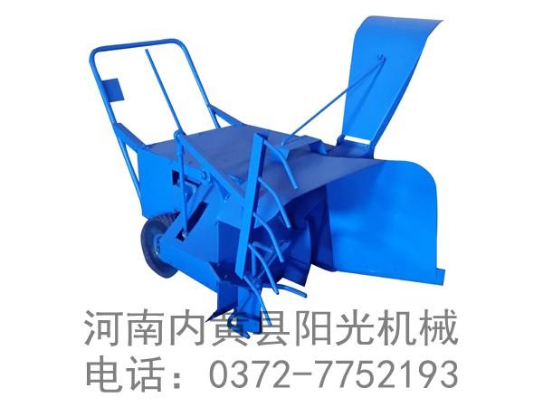 西安YG-90自走式翻堆拌料机