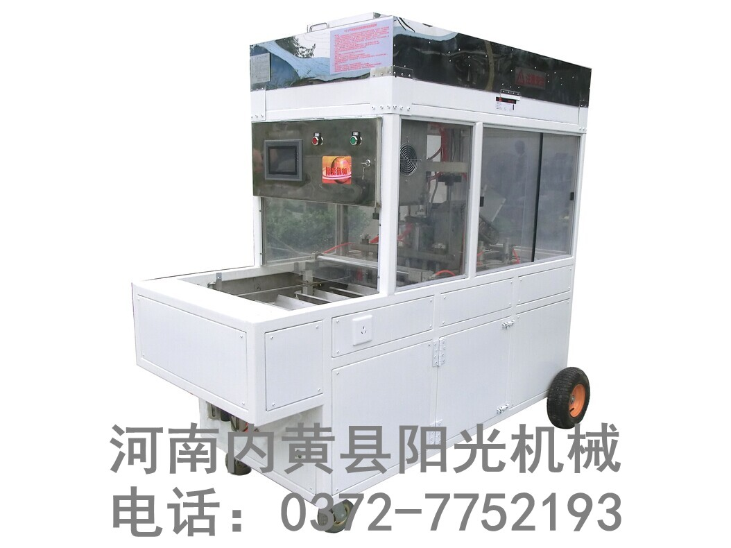 石家庄食用菌机械  YG-150型香菇全自动接种机