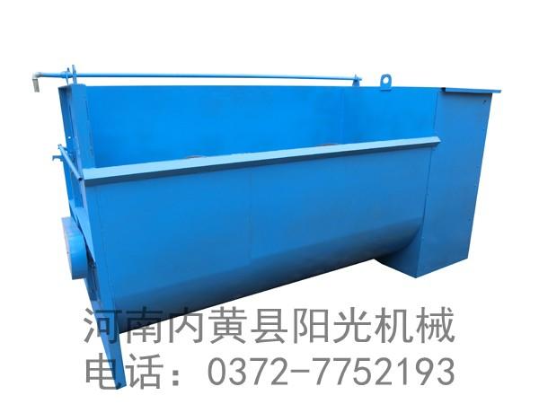 牡丹江YG80-200型原料拌料机