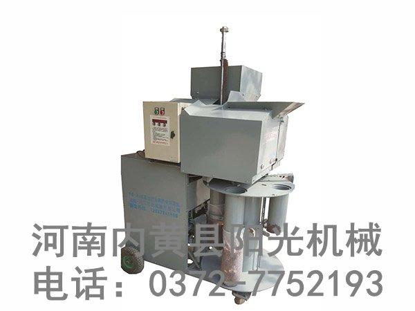 YG-X香菇生料、发酵料分层播种装袋机