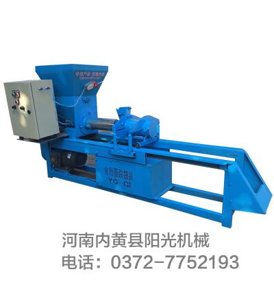 YG-C2全自动螺旋装袋机
