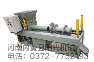 YG-C6L新型全自动程控装袋扎口一体机