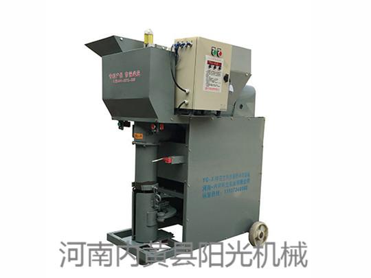 YG-X1平菇生料、发酵料分层播种装袋机