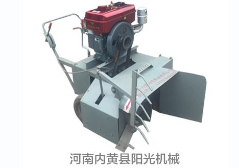 YG-90型柴油�C翻堆拌料�C