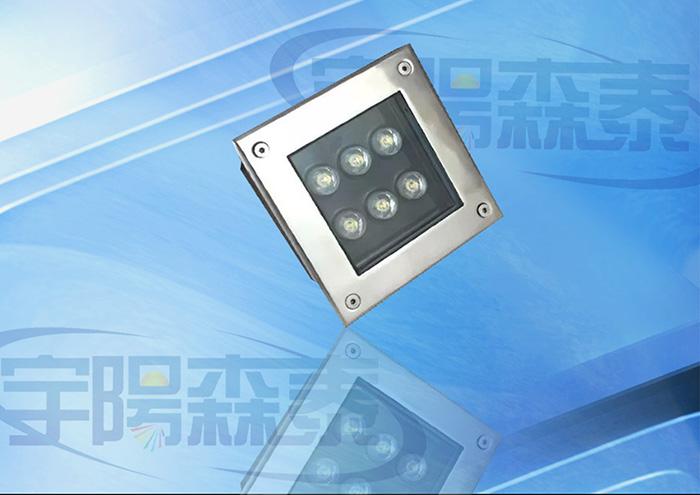 LED埋地灯规格