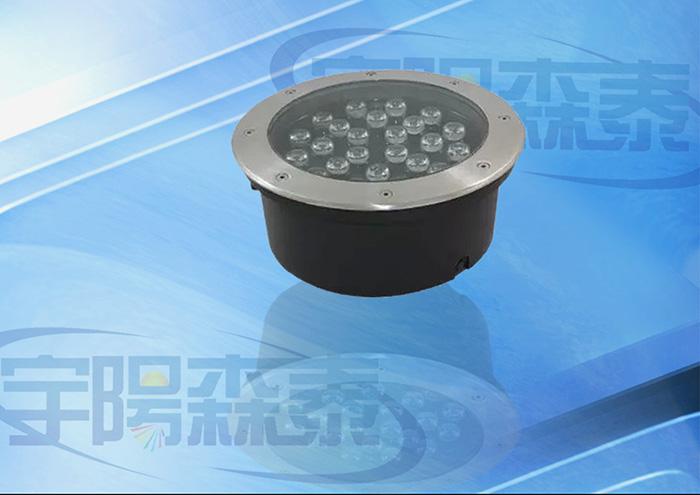 圆形LED埋地灯