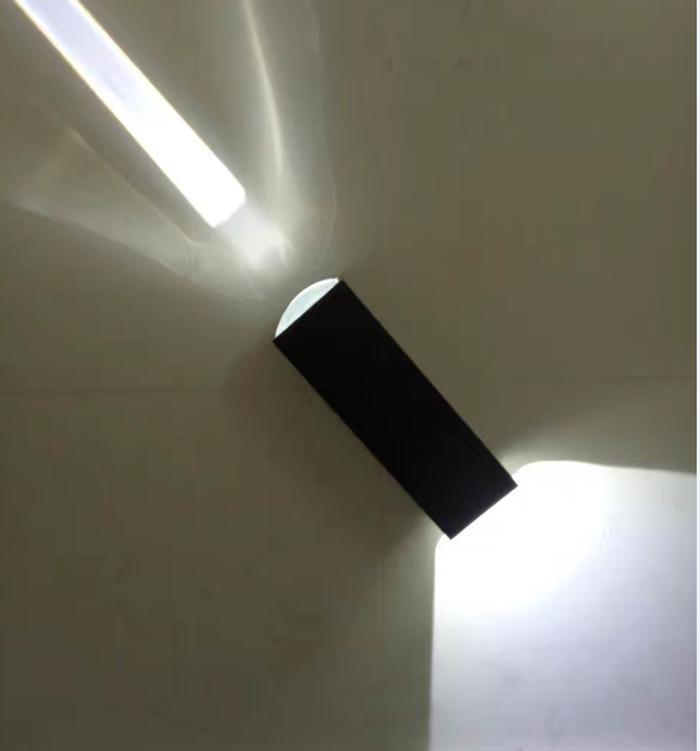 LED户外双头壁灯