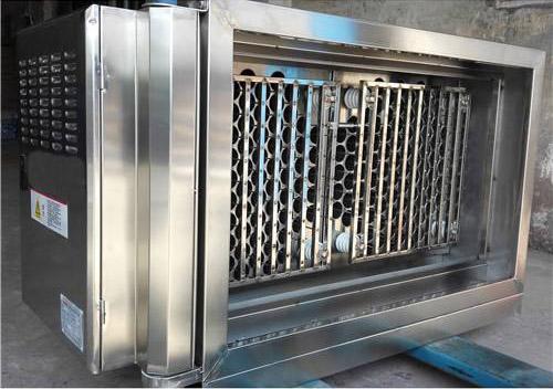 荆门油烟净化器安装