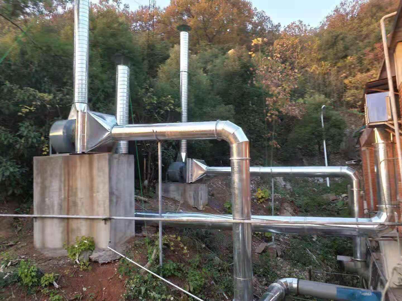 襄陽管道安裝案例