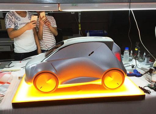 成都汽车手板模型厂家