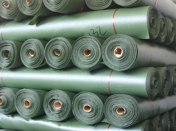 PVC塗塑布