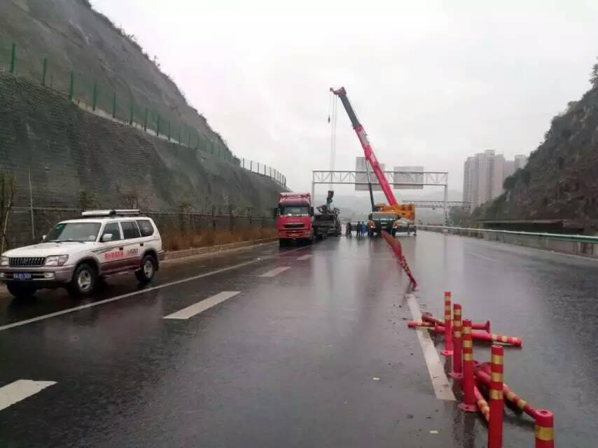 贵州贵阳吊车24小时服务救援