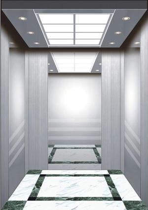 【图文】安装了玻璃镜的快客电梯 旧小区加装电梯真的好实现吗