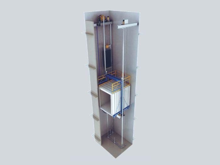 江陵电梯安装