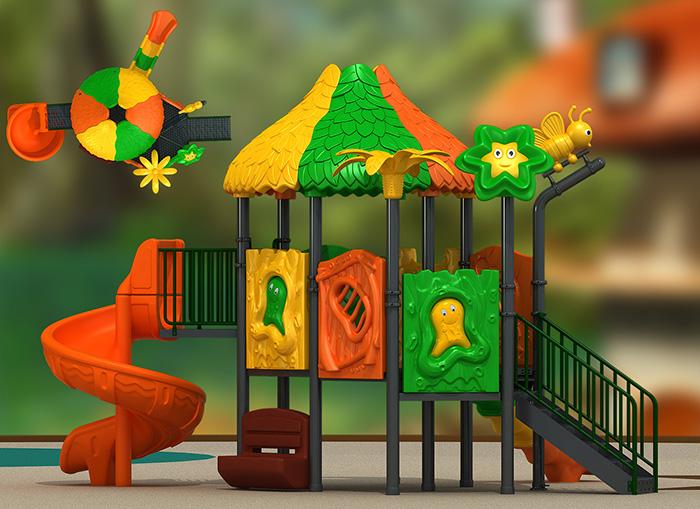 仙桃森林滑梯