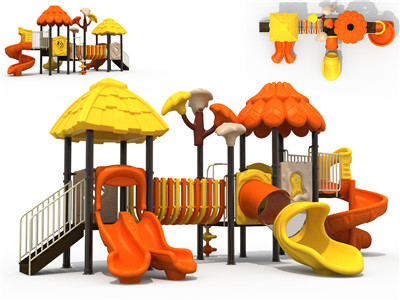 儿童组合滑梯