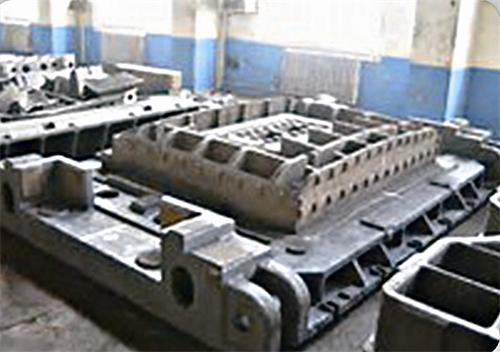 数控机床床身铸件
