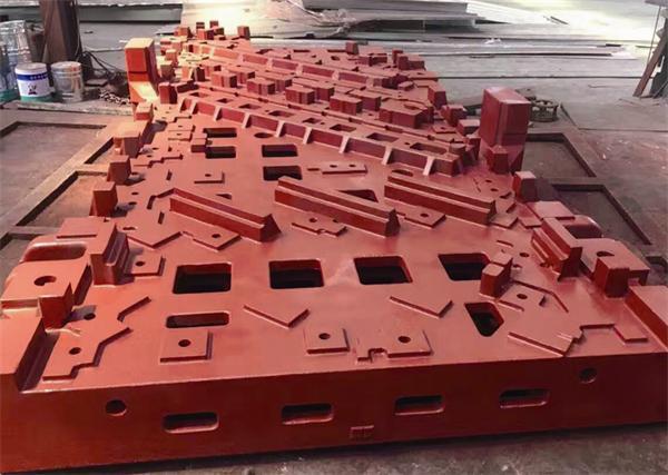 汽车模具铸件生产制造