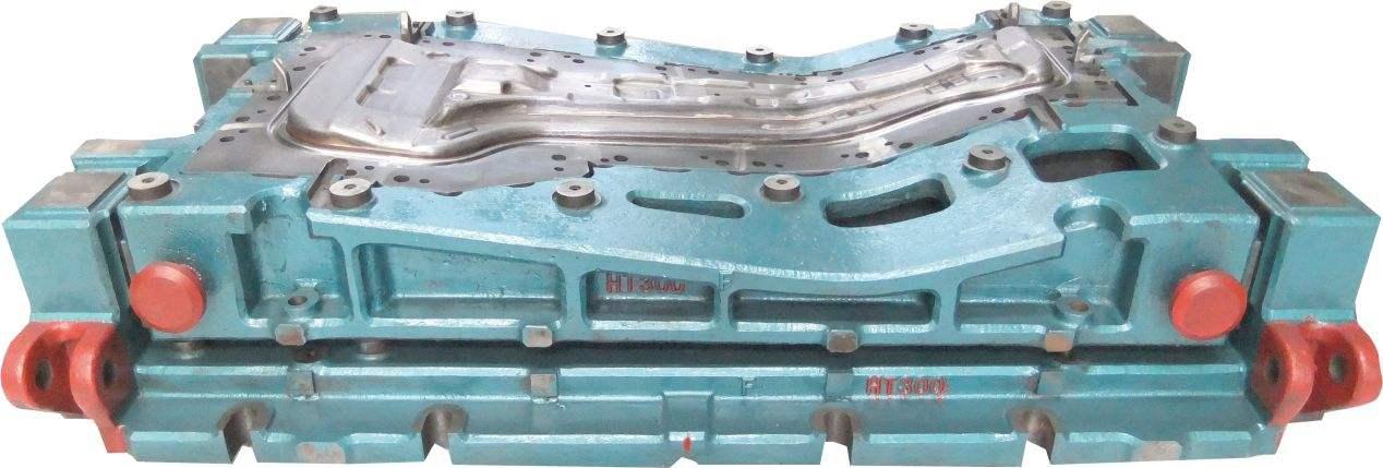 汽车覆盖件模具铸件铸造