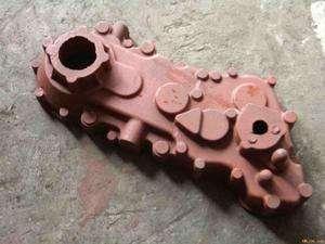 球墨铸铁铸件铸造