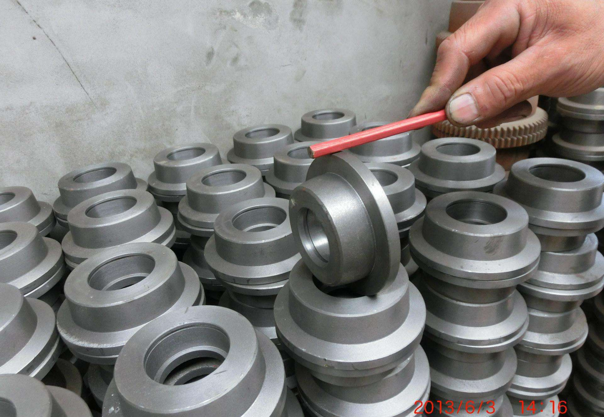 灰铁冶炼铸造