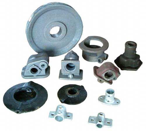灰铸铁皮带轮铸造