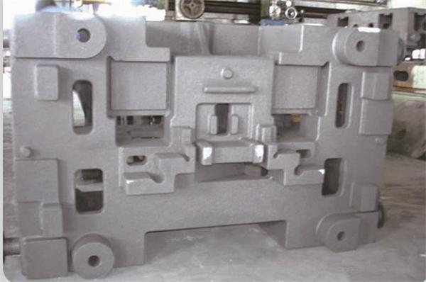 高精度汽车模具铸件
