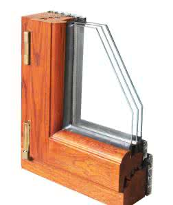石家庄铝包木门窗定制