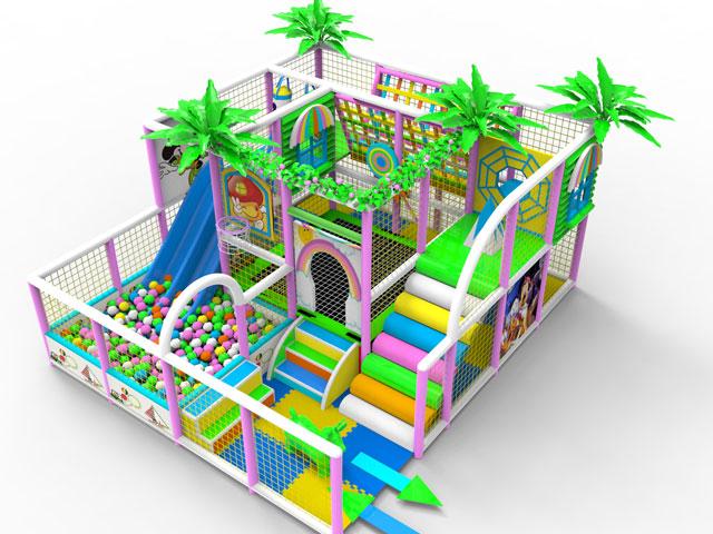 儿童室内游乐场