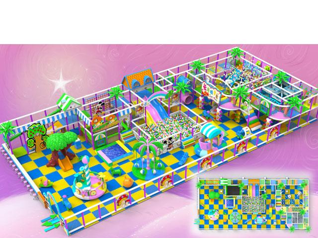 儿童室内游乐场设备