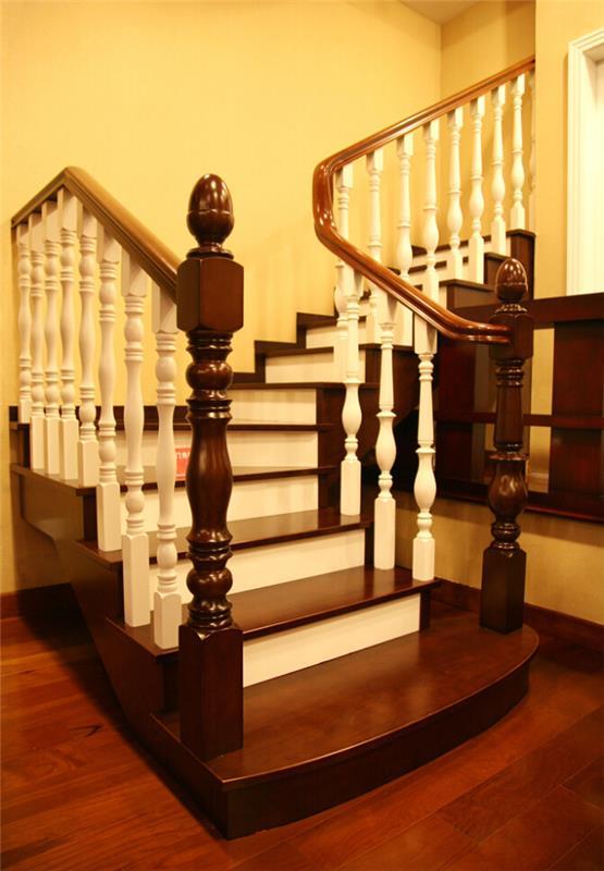 成都实木楼梯定制厂家